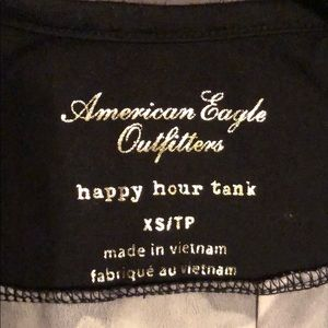American Eagle Outfitters Tops - American Eagle Happy Hour Tank. Size XS